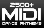 2500+ Dance Midis