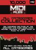 10.000 MIDI Files!