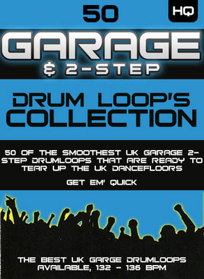 Product picture UK Garage Drumloops